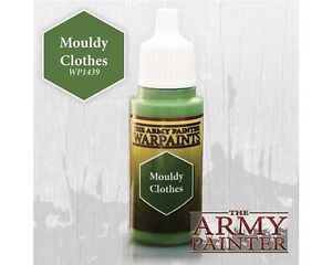 Colori Acrilici The Army Painter Warpaints: Mouldy Clothes 18ml