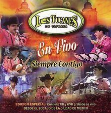 En Vivo: Siempre Contigo by Los Tucanes de Tijuana (CD, May-2006, Univision...
