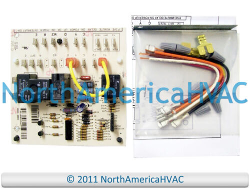OEM Intertherm Miller Defrost Control Board 917178A 917178