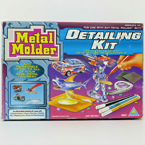 Toymax-Metal-Molder-Detailing-Kit-1997-Sealed-Contents-in-Open-Box-Rare