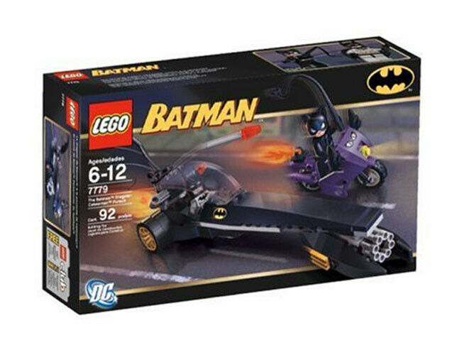 stile classico Nuovo Nuovo Nuovo Sealed scatola 2006 LEGO Batuomo Returns The Dragster & Catdonna Pursuit 7779  miglior prezzo