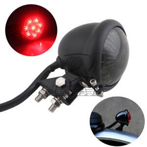 Objective Motorcycle Brake Stop Running Tail Light Rear Light Atv Dirt Bike Universal 12v 15 Led Home