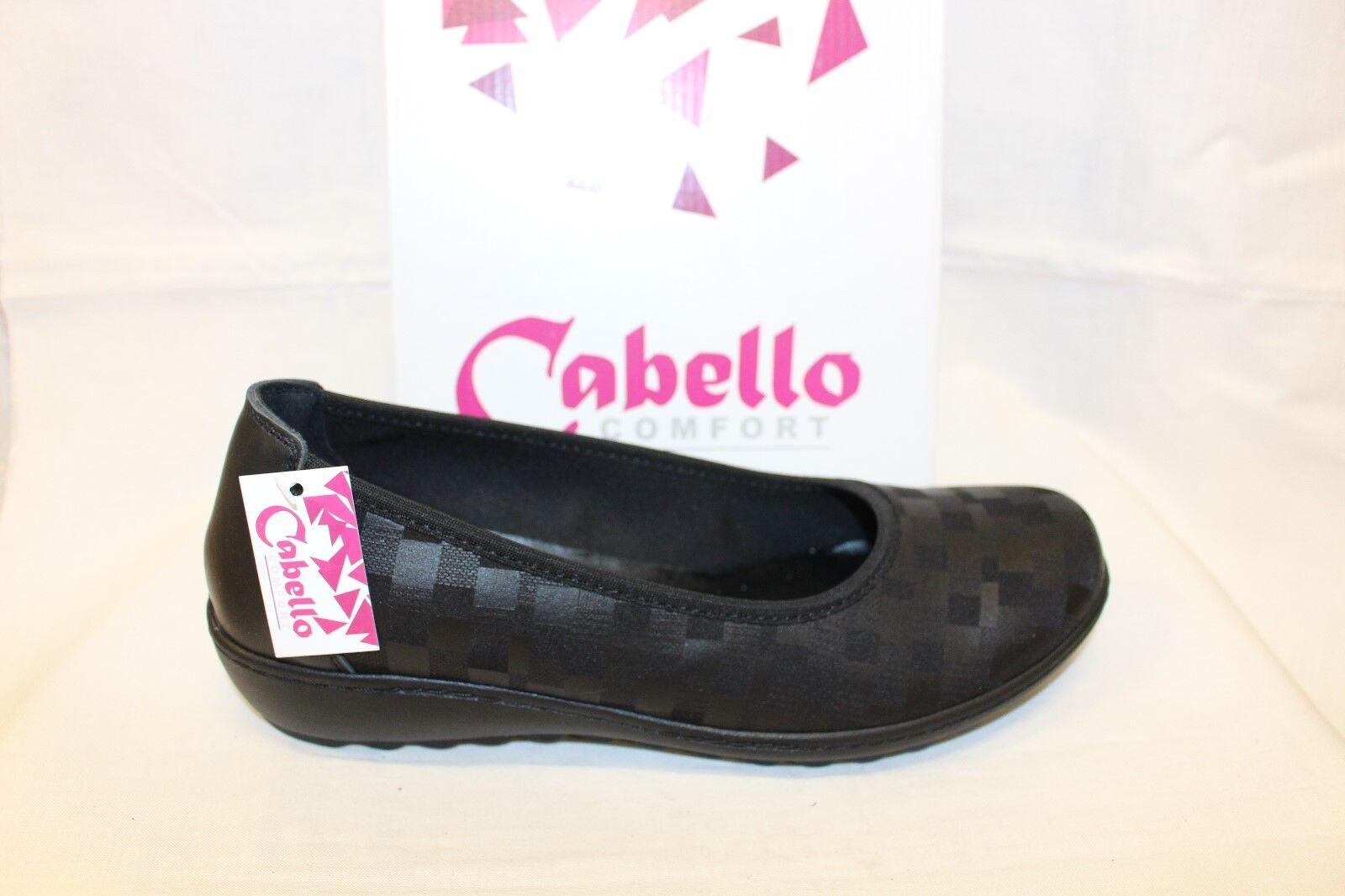 centro commerciale di moda LADIES scarpe FOOTWEAR - Cabello CP165 slip slip slip on scarpe nero  negozio online
