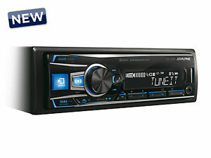 AUTORADIO-ALPINE-UTE-92BT-BLUETOOTH-MULTICOLORE