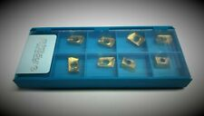 10 Indexable Inserts Vbmt 160408 Pc TT8125 of Ingersoll New A1775