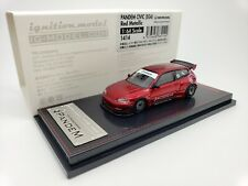 Ignition Model 1 64 Tarmac Works 2019 Pandem MET Red Honda Civic Eg6