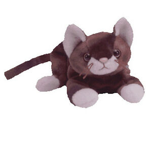 1d8e7ddda62 Image is loading TY-POUNCE-Beanie-Baby-Cat-MWMT-5th-Gen-