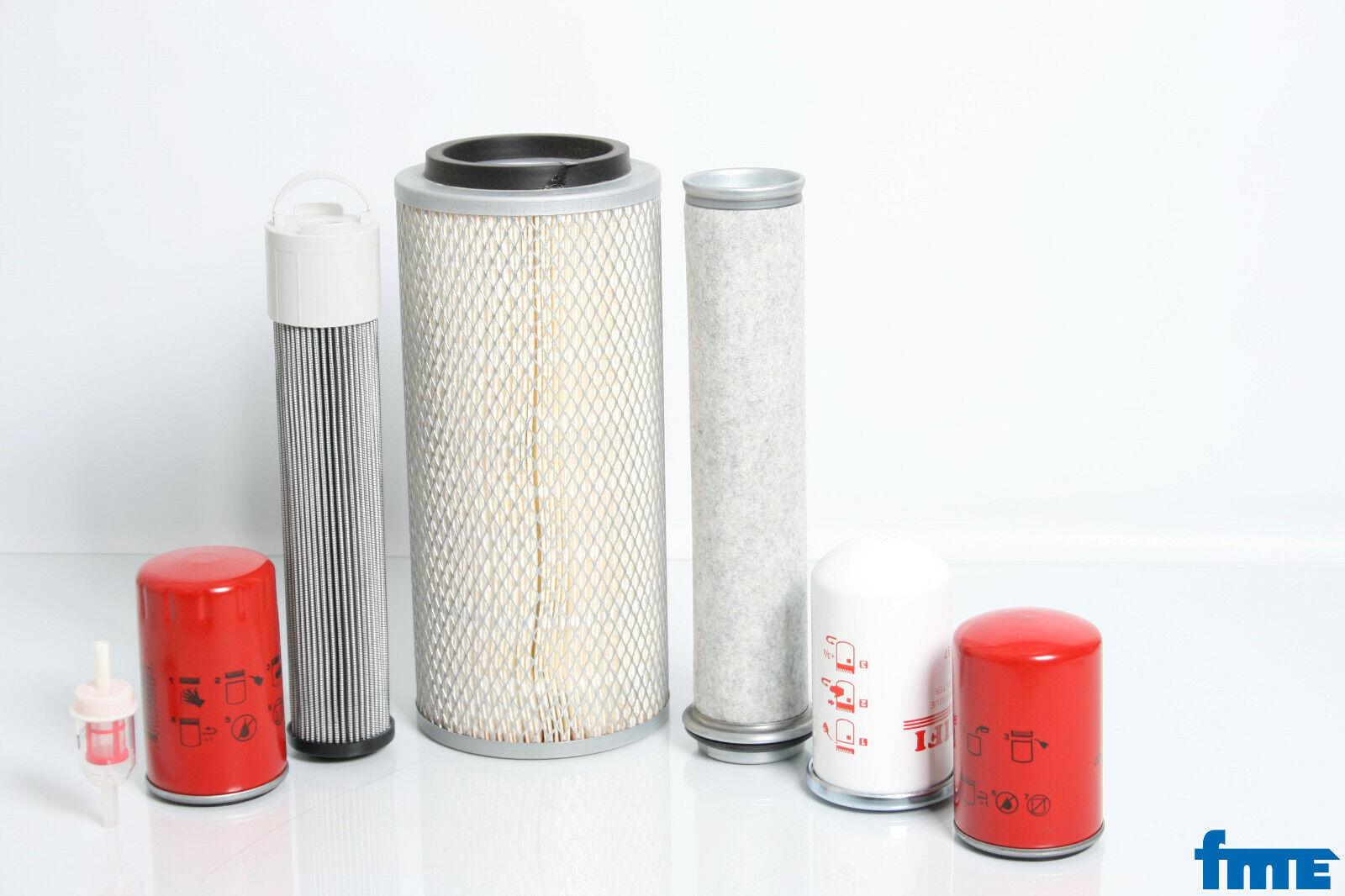 Filterset für O/&K L 6-4 Motor Deutz Filter