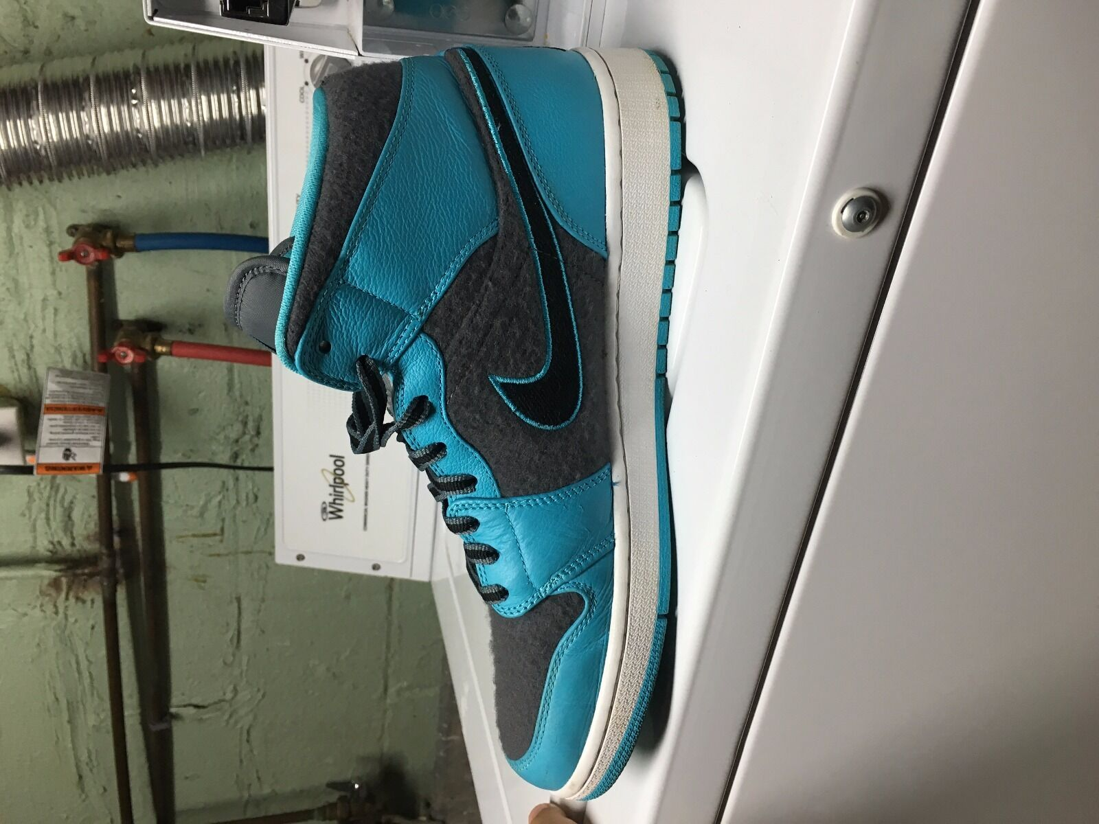 Air Jordan 1 gamma blue size 12 new New shoes for men and women, limited time discount
