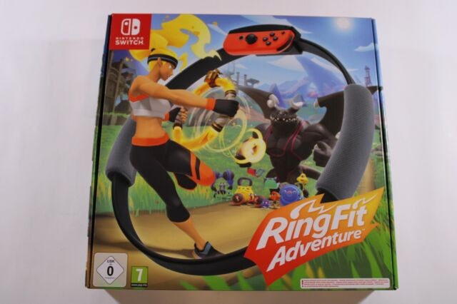*** Ring Fit Adventure (Nintendo Switch) *** NEU *** OVP ***