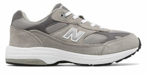 New Balance Kid/'s 993V1 Little Kids Unisex Shoes Grey With White