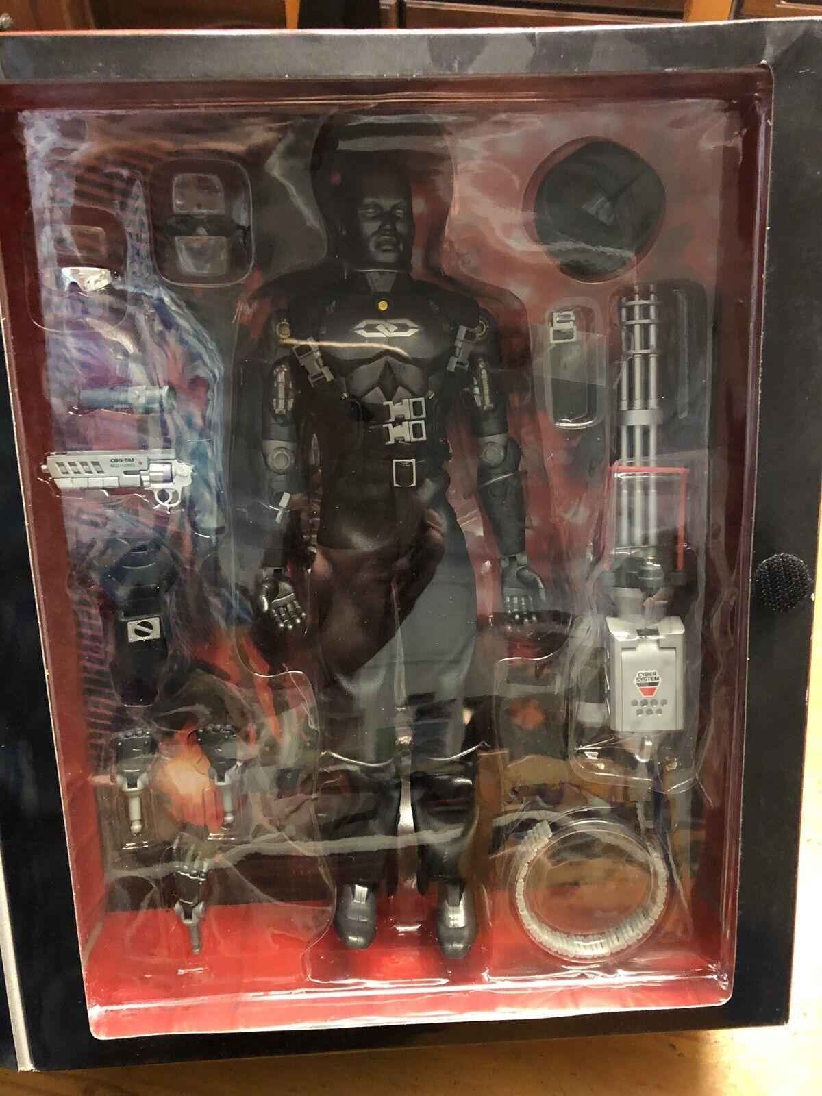 1 6 scale BBI CY COM Colossus Action Figure, New In Box
