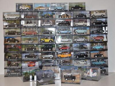 1-134 Sondermodelle James Bond 007 Modellauto Collection 1:43 Inkl Heft Nr