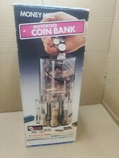 Money Mill Motorized Coin Sorts Stacks Amp Counts Coins Tested