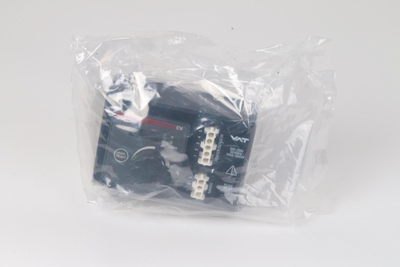 New VAT 344115 200-250V Temperature Controller 685-257096-001