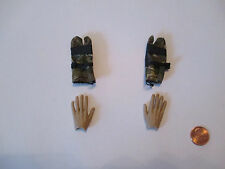 DAM TOYS 1/6 Modern British Royal Marines Commando loose Gloves & Hands 78023