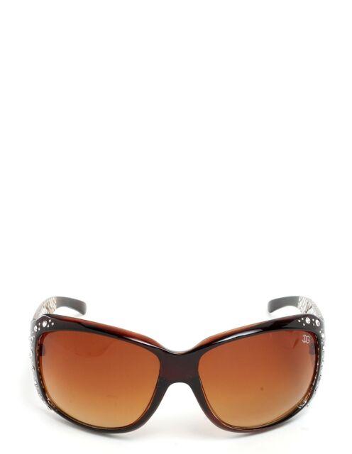 Brown Sparkle Sunglasses