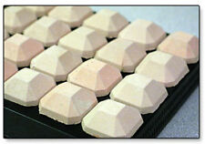 DUCANE Gas Grill Ceramic Briquettes - 70 Count Bag