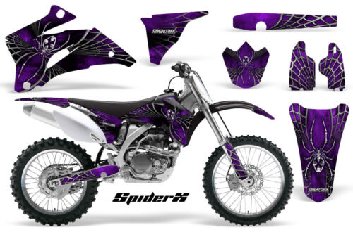 YAMAHA YZ250F YZ450F 0609 GRAPHICS KIT CREATORX DECALS SXPR