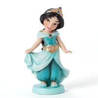 Enesco Disney Showcase Jasmine Little Princess Figurine,3.755 In, New, Free Ship on Sale