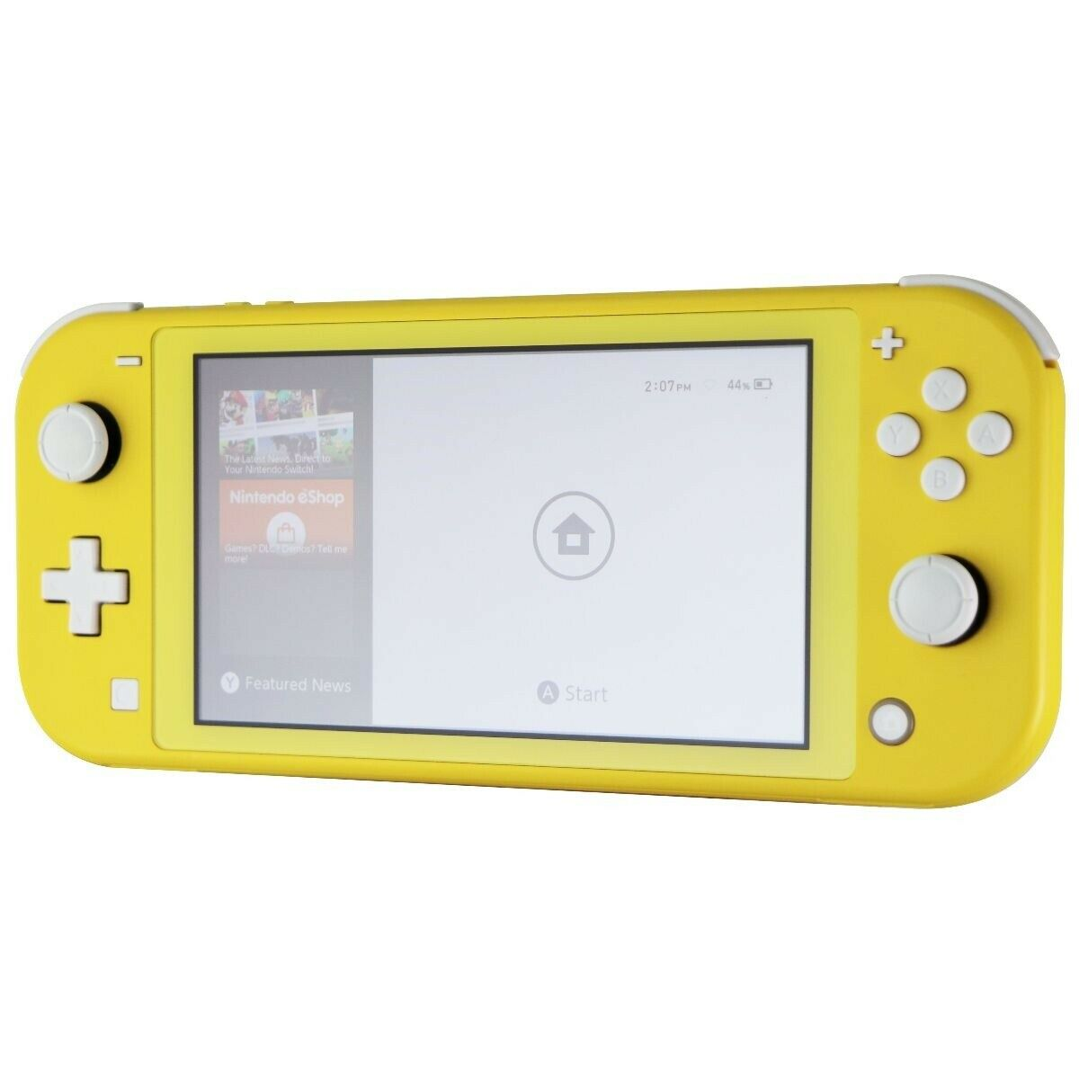 FAIR Nintendo Switch Lite Handheld Gaming Console - Yellow (HDH-001)