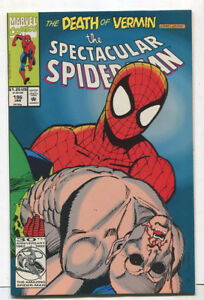The-Spectacular-Spider-Man-196-NM-Death-Of-Vermin-Conclusion-Marvel-CBX9B
