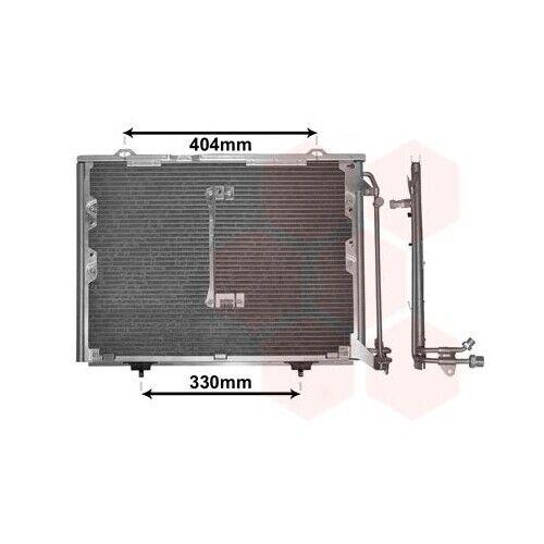 VAN WEZEL Kondensator Klimaanlage  30005197 MERCEDES-BENZ 190 W201