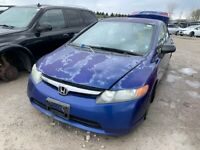 2007 Honda Civic just in for parts at Pic N Save! Hamilton Ontario Preview