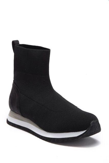 4046473c803 NIB JANE AND THE SHOE Women s Nordstrom Kailee Sport Sneaker Boot Black  99