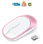 Best-Wireless-Mouse-for-Chromebook-HP-Samsung-Acer-Mac-PC-Cordless-Gaming-Small thumbnail 1