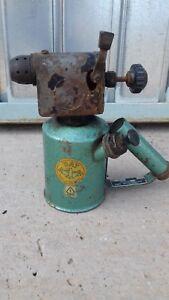 Antiguo soplete soldador Aleman