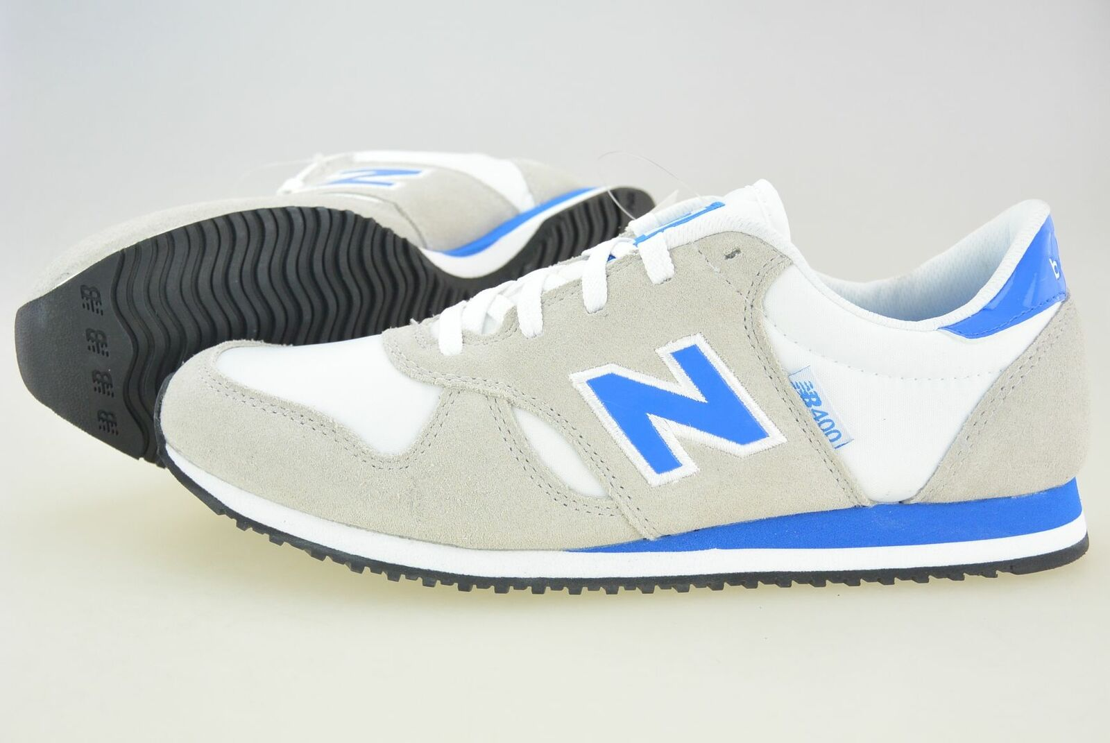 NEW Balance M 400 SWB Men shoes Men Sneaker White bluee