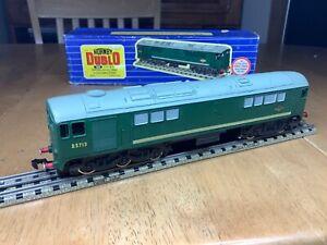 Hornby Dublo 3 Rail 3233 BR Class 28 Co-Bo Diesel Loco serviced & remaged