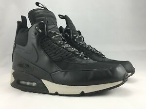 promo code 60335 275dc Image is loading Nike-Air-Max-90-Sneakerboot-WNTR-684714-001-