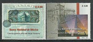Mexico - Mail 1999 Yvert 1869/70 MNH