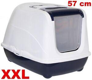 maison de toilette chat xxl bac liti re pour chat g ant. Black Bedroom Furniture Sets. Home Design Ideas
