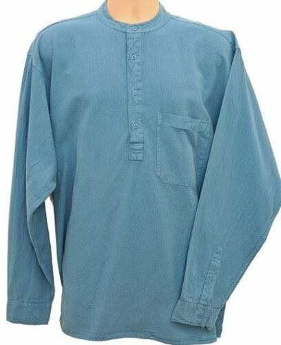 Grandad Shirts Kaboo Original half button making great shirts for over 35 years