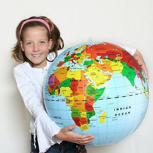 GLOBE-Big-20-034-Inflatable-World-Globe-76000-Tedco-Toys