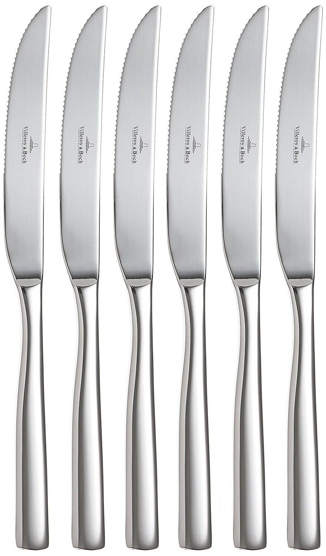 Villeroy e Boch Boch Boch PIEMONT Set di 6 pezzi  coltelli da bistecca 7c0984