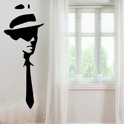 Banksy Shirt and Tie Decal Vinyl Wall Sticker Art Graffitti Street
