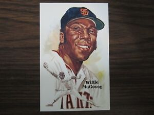 Willie-McCovey-Perez-Steele-Postcard-San-Francisco-Giants