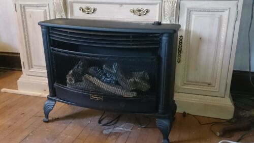 VENT FREE GAS FIREPLACE HEATER