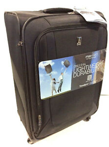 Travelpro Luggage Maxlite 3 29 Inch Expandable Spinner Lightweight Black Ebay