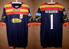 maglia shirt messina givova nr 1 taglia L Berardi