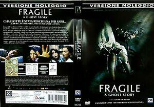 FRAGILE - A GHOST STORY -  DI JAUME BALAGUERO - DVD USATO COME NUOVO - RARO