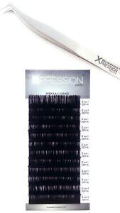 649ccbcb9b8 Image is loading Xpression-Lashes-Premium-Eyelash-Extensions-14mm-15mm-C-