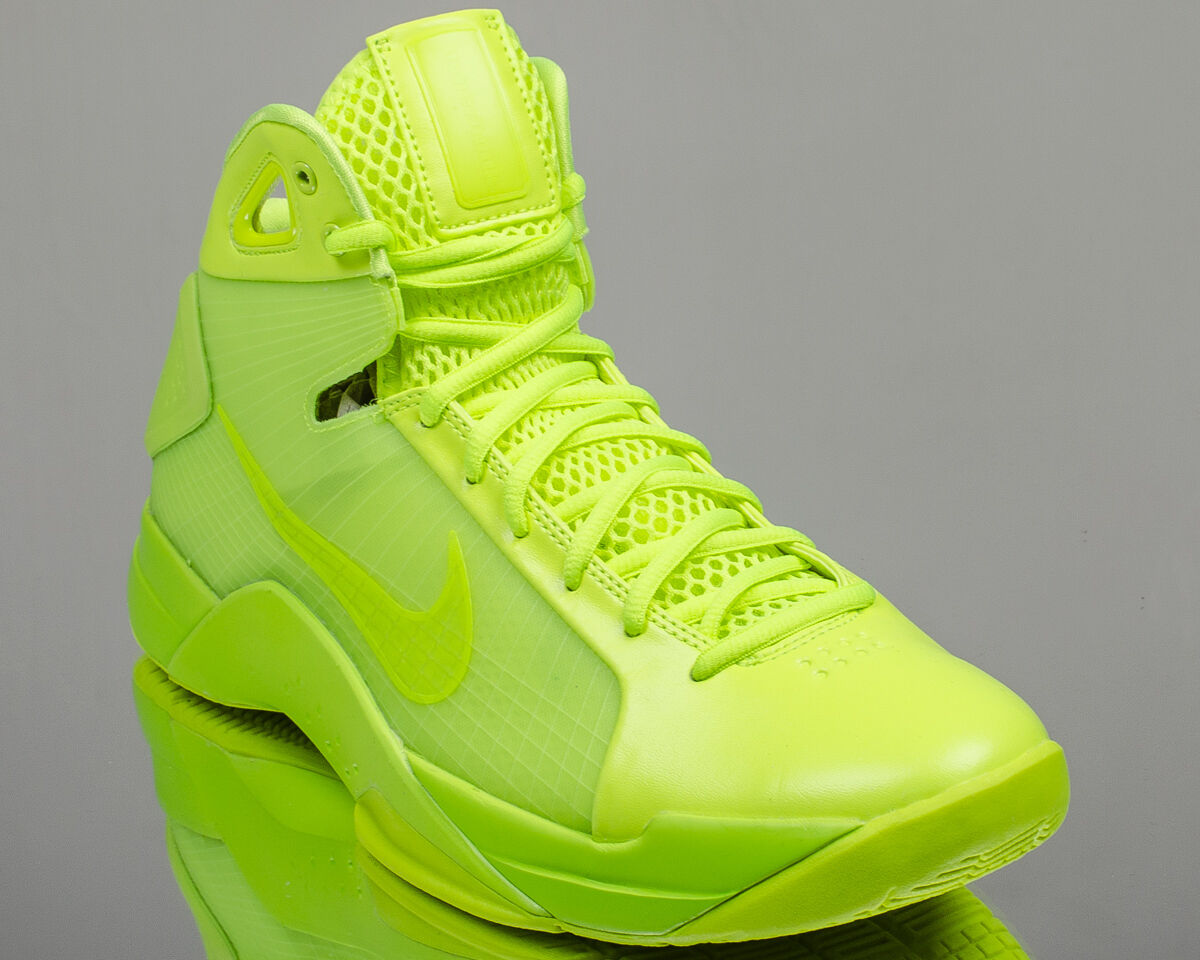 Nike Hyperdunk 08 Retro men basketball lifestyle shoes 2018 NEW volt 820321-700