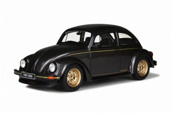 Otto models 155 155 155 Volkswagen Coccinelle Beetle Oettinger noir 1 18 1 3000 f54e51