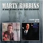 Marty Robbins - My Woman, My Woman, My Wife/Marty After Midnight (2012)