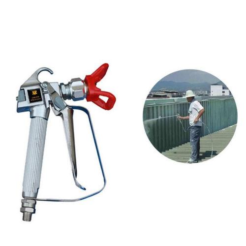 Hochleistungs Edelstahl 3600PSI Airless Spritzpistole Langlebiges Werkzeug